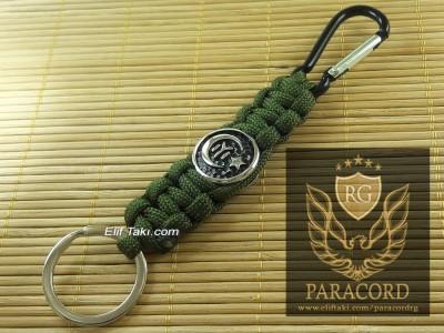 Paracord Anahtarlık ParacordKey2007