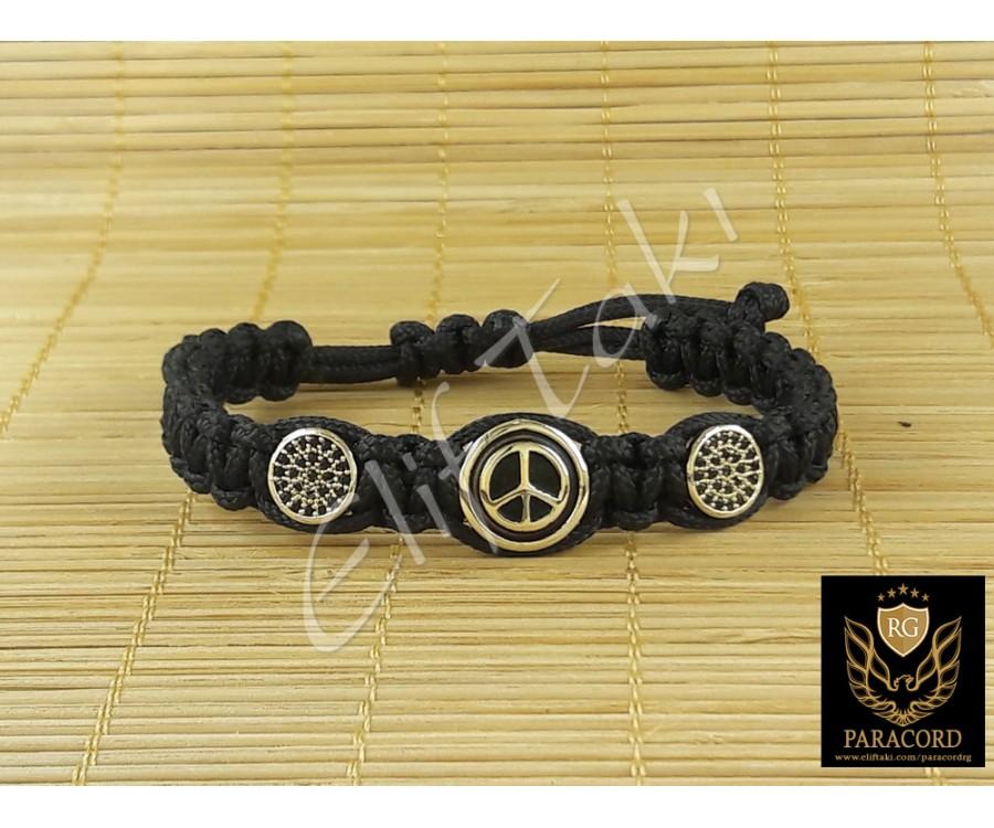 Barış Sembolü ParacordBileklik10301