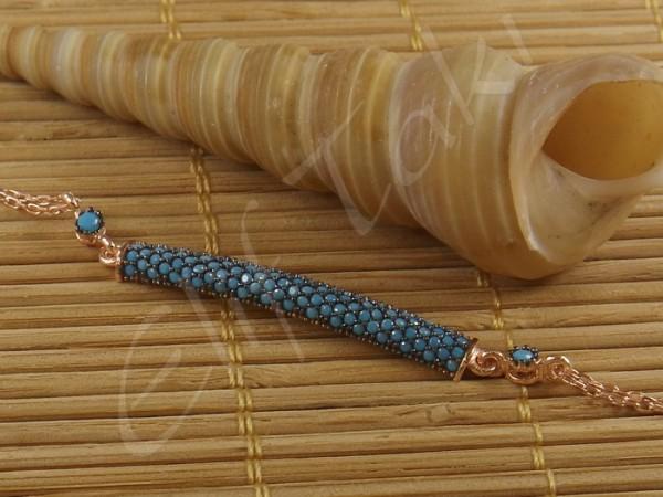 Zincir Bileklik Balıksırtı zncbil1005