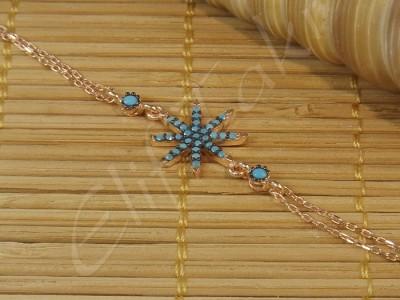 Zincir Bileklik Şimal Yıldızı zncbil1016