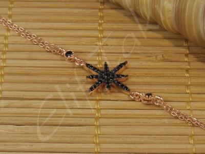 Zincir Bileklik Kuzey Yıldızı zncbil1018